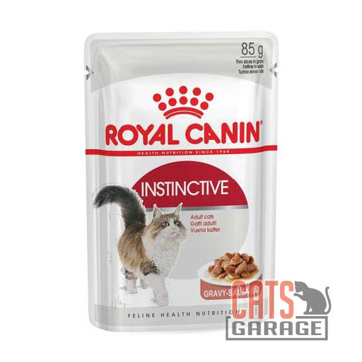 Royal Canin Pouch - Adult Cat Instinctive in Gravy 85g