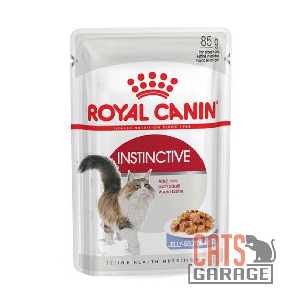 Royal Canin Pouch - Adult Cat Instinctive in Jelly 85g