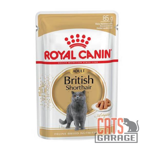 Royal Canin® Pouch - British Shorthair 85g