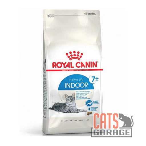 Royal Canin - Indoor 7+ (2 Sizes)