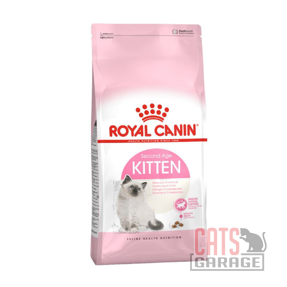Royal Canin - Second Age Kitten (3 Sizes)