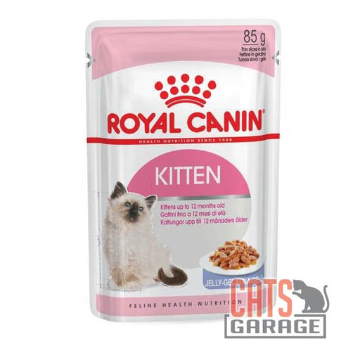 Royal Canin Pouch - Kitten In Jelly 85g