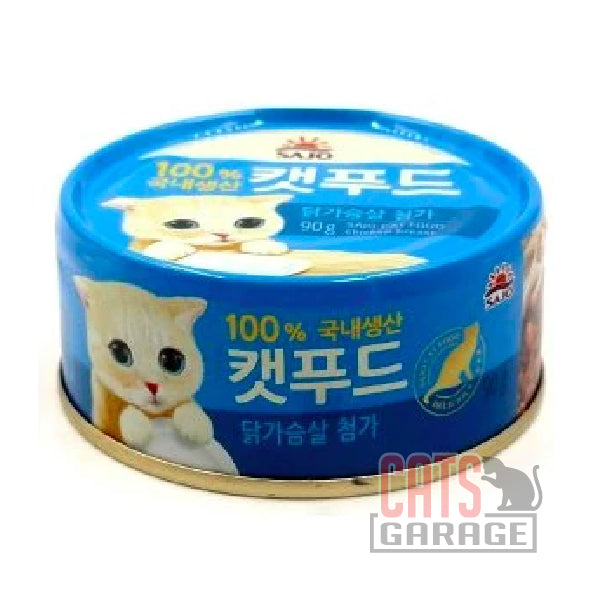 Sajo - Chicken Breast 90g (24 Cans)