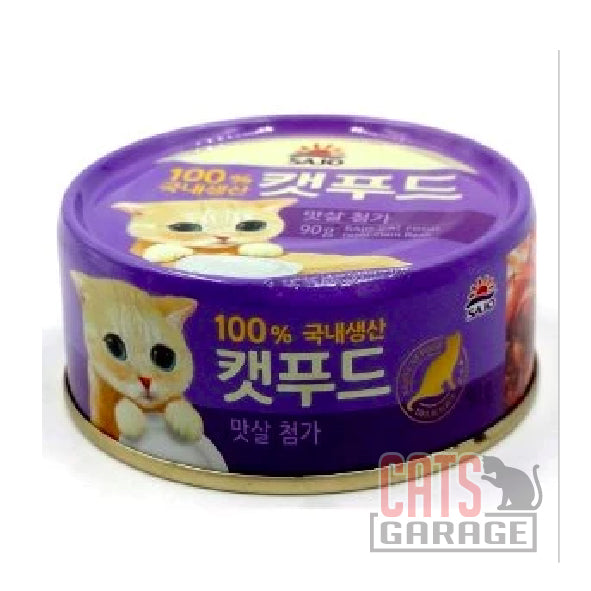 Sajo - Crab Meat 90g (24 Cans) - [Expiry Mar 2020)