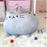 Soft Plush Stuffed Toy Cat - GREY
