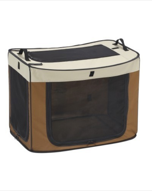 Marukan One Touch Cage Brown (3 Sizes)
