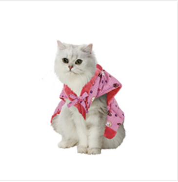 Marukan Far Infrared Wadded Kitty Layer - S