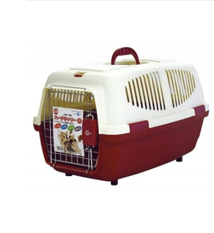 Marukan Pet Carrier M - Red