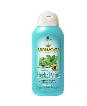 Professional Pet Products AromaCare™ - Herbal Mint Shampoo 13.5oz / 400ml