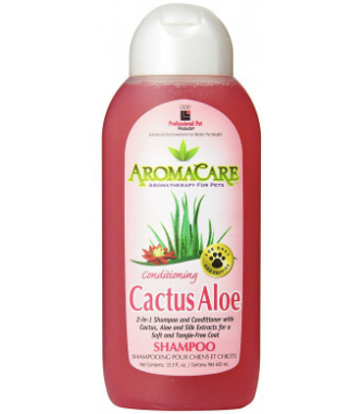 Professional Pet Products AromaCare™ - Conditioning Cactus Aloe -  2-in-1 Shampoo and Conditioner  13.5oz / 400ml
