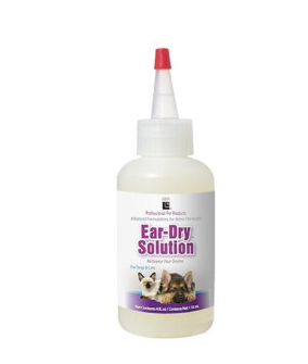 Professional Pet Products AromaCare™ - Ear-Dry Solution 4oz / 118ml