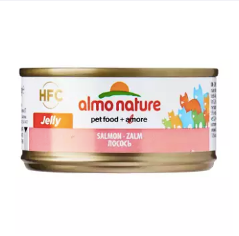Almo Nature - HFC Natural Salmon 70g (24 Cans)