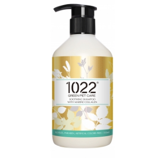 APT. 1022® Shampoo [2 Sizes] - Green Pet Care Soothing (Dog)