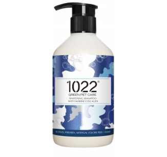 APT. 1022® Shampoo [2 Sizes] - Green Pet Care Whitening (Dog)