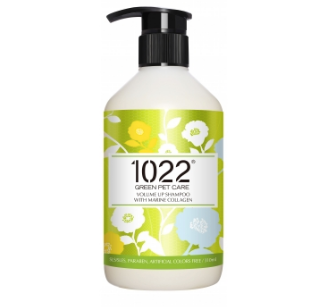 APT. 1022® Shampoo [2 Sizes] - Green Pet Care - Volume Up (Dog)