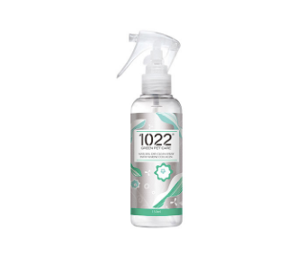 APT. 1022® Natural Dry Clean Spray with Marine Collagen 150ML (Cat & Dog)