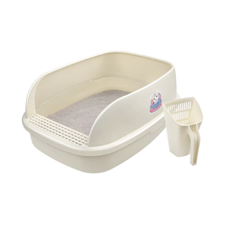 Catidea - Big Breed XL Litter Box (2 Colour)