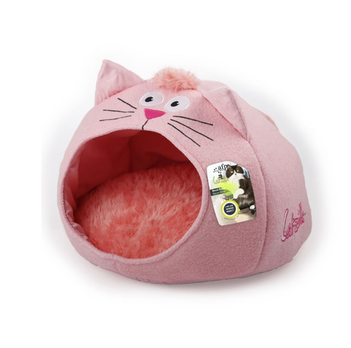 All For Paws Catzilla - Meow Cat House [Pink]