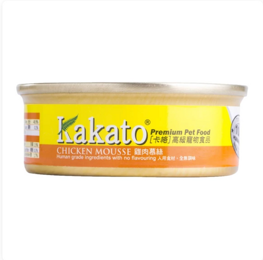 Kakato® - Chicken Mousse [Cat & Dog] 40g X84