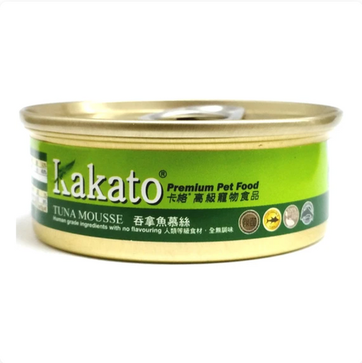 Kakato® - Tuna Mousse [Cat & Dog] 40g X84