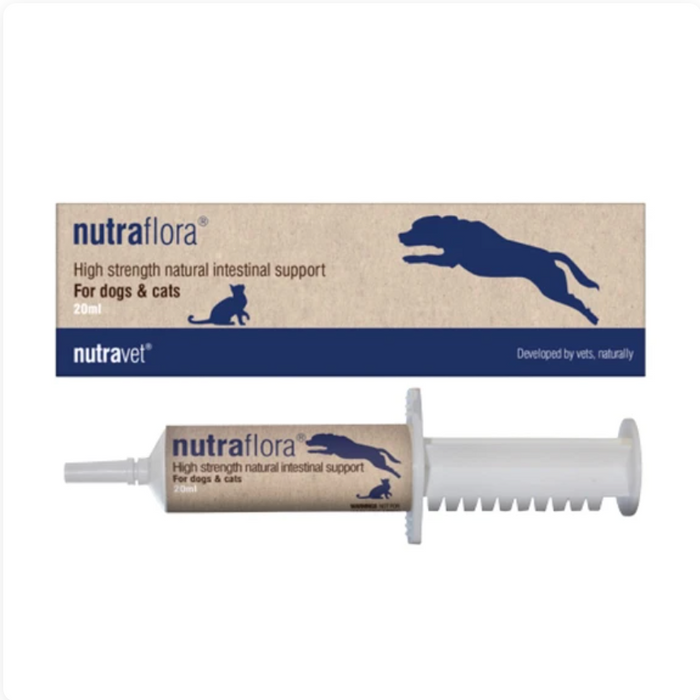 Nutravet® - Nutradigest® Intestinal Support Supplement 20ml [Cats & Dogs]