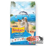 FRISKIES® Seafood Sensation Cat Dry Food (3 Sizes)