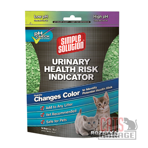 Simple Solution - Urinary Health Risk Indicator 3oz