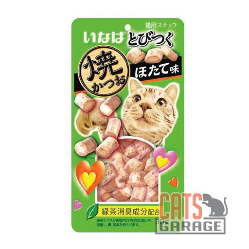 CIAO® Soft Bits - Mix Tuna & Chicken Fillet Scallop Flavor 30g
