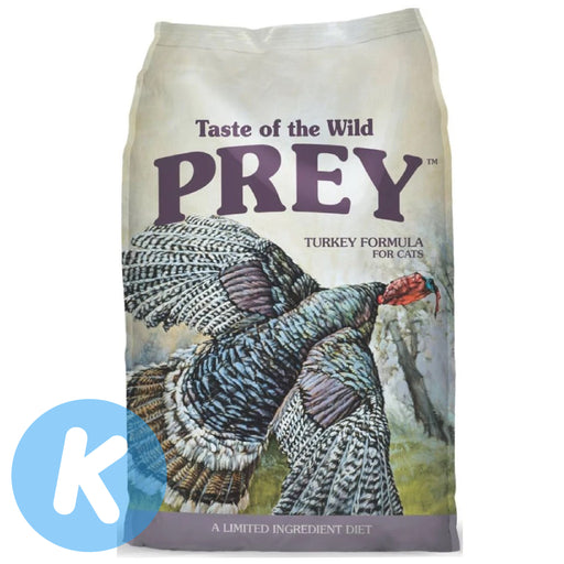 Taste Of The Wild - Prey Turkey Formula for Cats (2 Sizes)