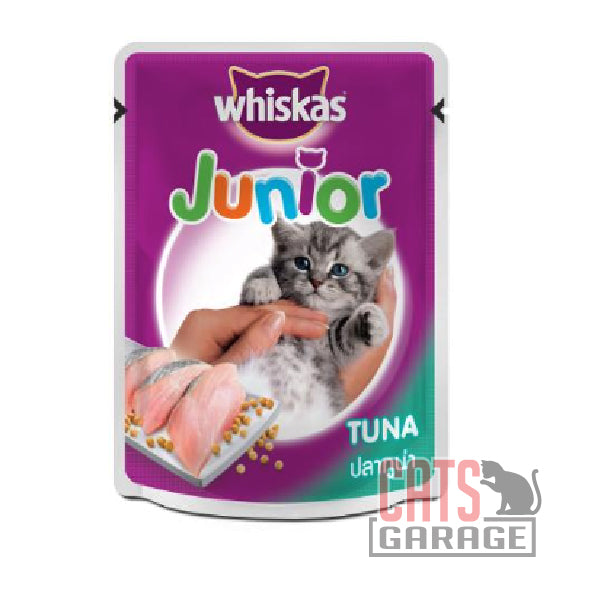Whiskas® Pouch - Junior Tuna 85g