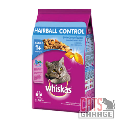 Whiskas® - Chicken & Tuna (Hairball Control) (2 Sizes)