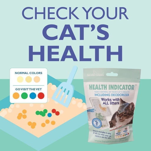 Cat Litter Company® - Health Indicator® 200g