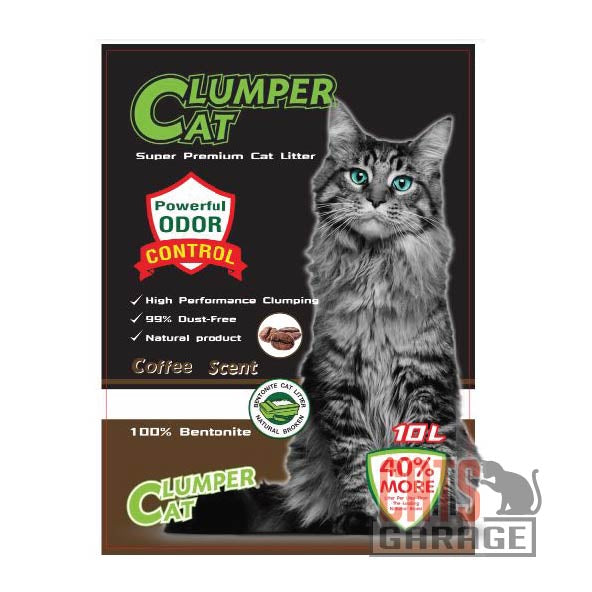 Clumper Cat - Coffee Scent 10L