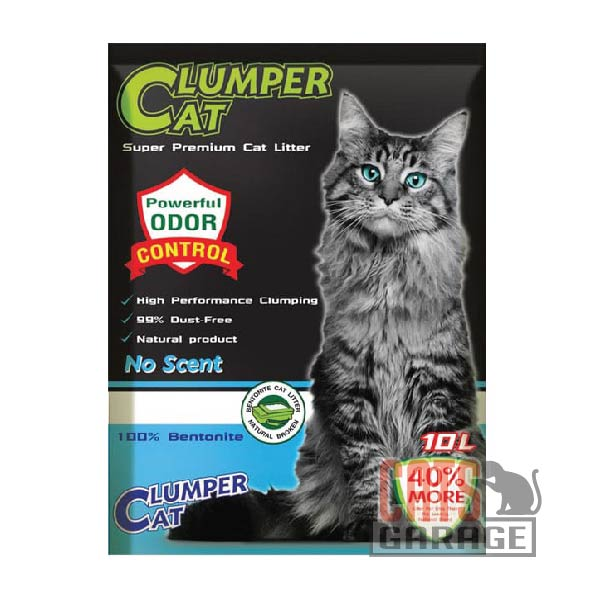 Clumper Cat - No Scent 10L