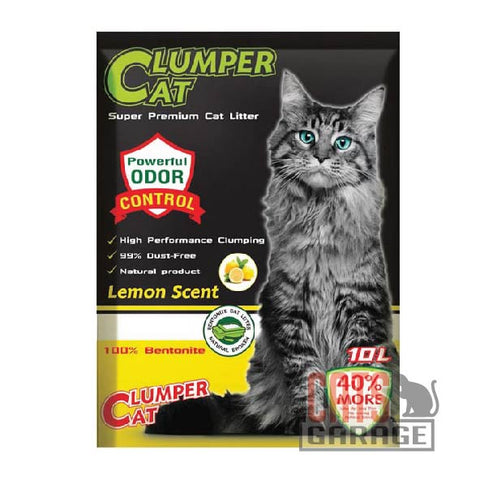 Clumper Cat - Lemon Scent 10L