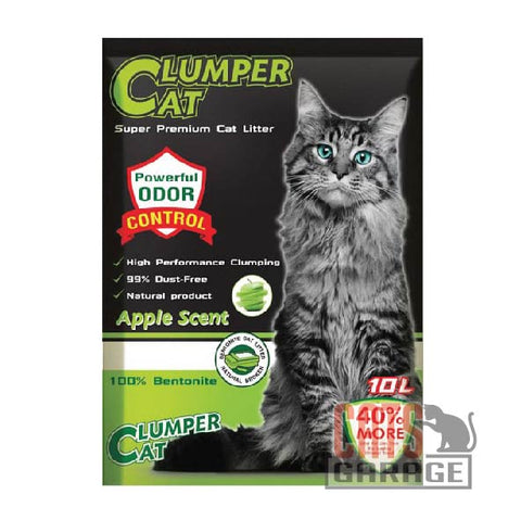 Clumper Cat - Apple Scent 10L
