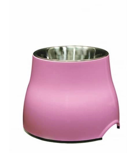 Dogit® Elevated Dog Dish Bowl Pink Small 300ml