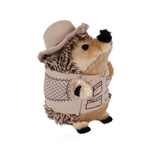 Petmate Zoobilee Heggies Dog Toy - Fisherman