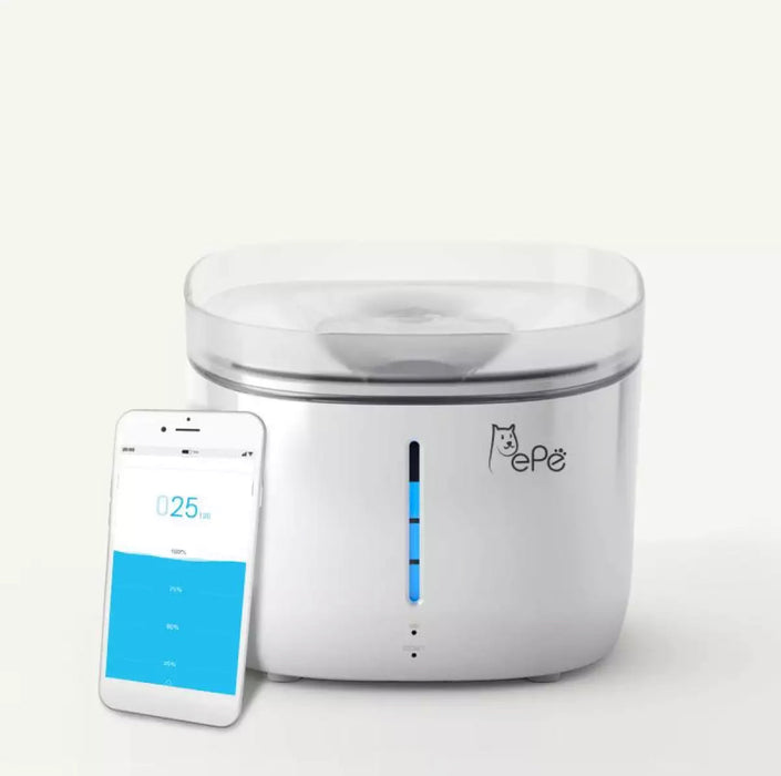 Pepe UV Spring Water Fountain CW-100 - 2L