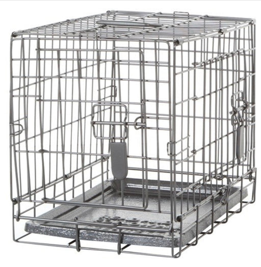 Dogit® Two Door Wire Home Crates with divider (6 Sizes)