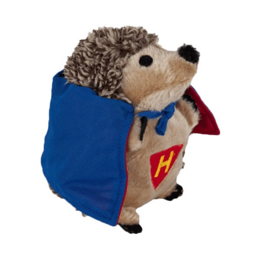 Petmate Zoobilee Heggies Dog Toy - Super Hero