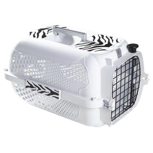 Dogit® Pet Voyageur 300 White Tiger Stripe Large