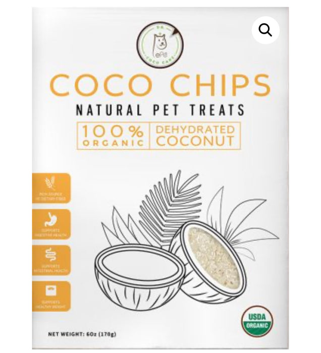 Dr Pepe Organic Coco Chips