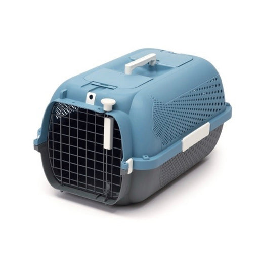 Catit® Voyageur Cat Carrier Blue Grey - Medium