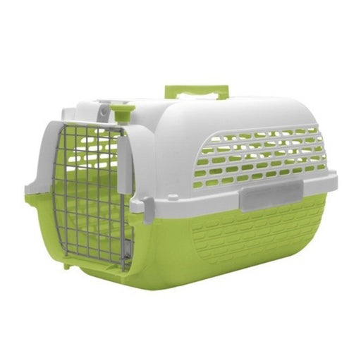 Dogit® Voyageur Dog Carrier - Green/White (2 Sizes)