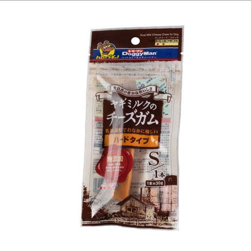 DoggyMan Goat Milk Cheese Chews (2 Sizes)