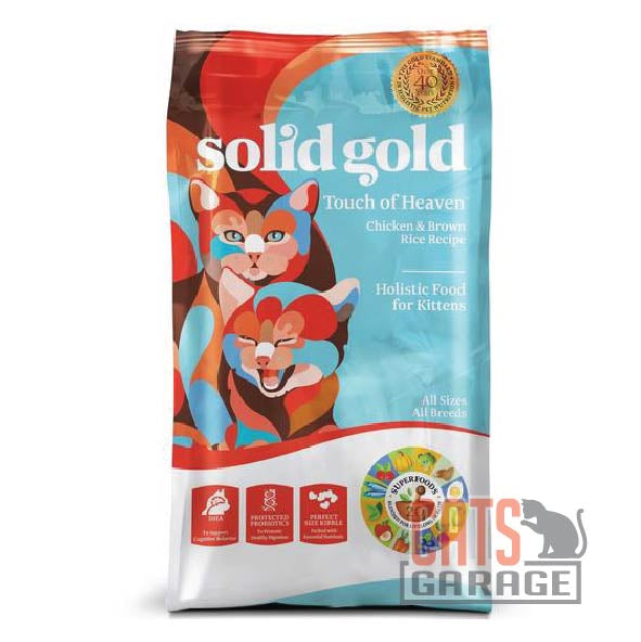 Solid Gold - Touch of Heaven / Chicken & Sweet Potato Kitten Formula Grain-Free 2.72kg