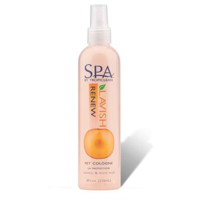 Tropiclean® Spa Lavish - Renew Aromatherapy Spray For Pets 8oz