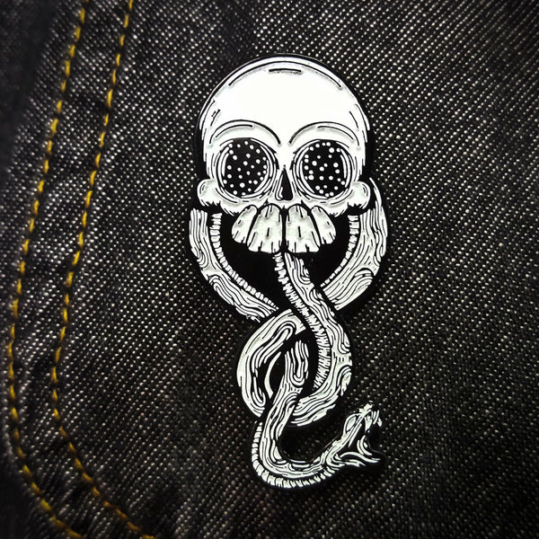 Dark Mark Enamel Pin 2""