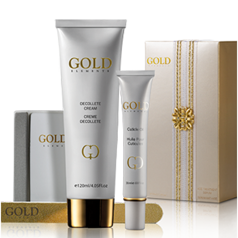 GOLD ELEMENTS NAGELSET FRAGRANCE SUPREME